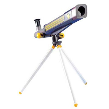 Astronomical Telescope with Tripod