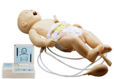 Full-Functional Neonatal CPR & Nursing Manikin