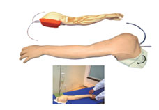 Full-functional Vein Injection Arm